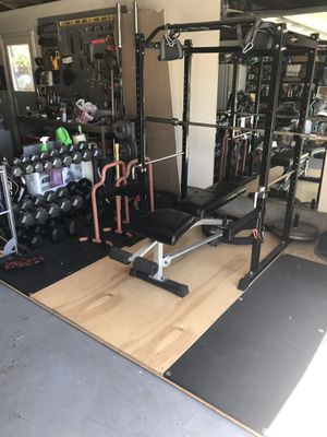 Home Gym, Workout Equipment, Squat Rack for Sale in San Ramon, CA