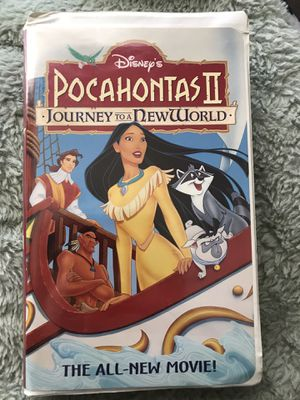 OBO POCAHONTAS II VHS for Sale in Wichita, KS