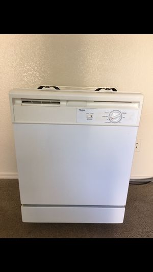 Whirlpool Dishwasher for Sale in Carmichael, CA