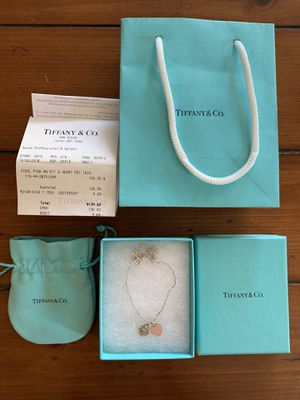 Basically new tiffany necklace. for Sale in Harbison Canyon, CA
