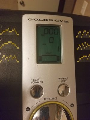 Golds Gym Elliptical for Sale in Staunton, VA