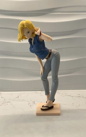 Hot Android 18 - Dragon Ball Z | DBZ DBS Super Figure Figurine Model Statue Collectible for Sale in Miami Beach, FL