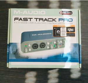 Fast Track Pro M-Audio Interface for Sale in Los Angeles, CA