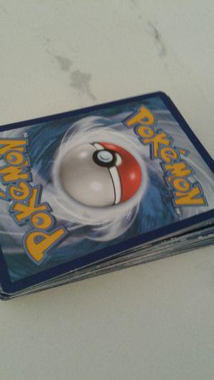 Random deck of pokemon cards. Garrenteed EX inside. for Sale in Decatur, GA