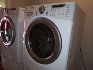 Lg Tromm washer and dryer for Sale in Grand Prairie, TX
