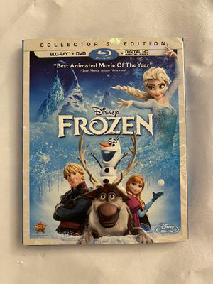 Frozen Blu Ray for Sale in Fresno, CA