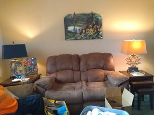 Sheely's couch and loveseat. for Sale in Monroeville, PA