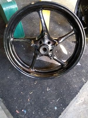 06 YAMAHA R6 WHEELS for Sale in South Gate, CA