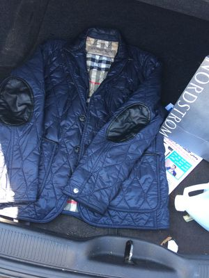 Burberry jacket for Sale in Detroit, MI