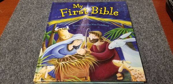 My First Bible - Stories from the new testament