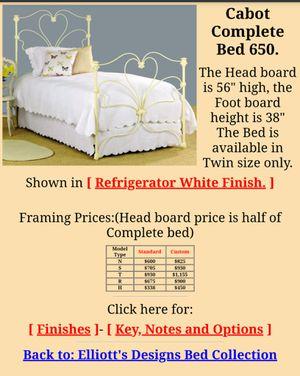 Elliot Design Inc Bed for Sale in College Park, GA