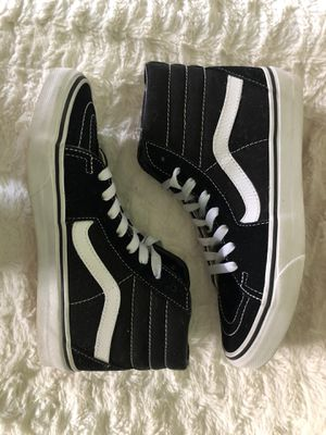 Vans Unisex Sk8-Hi High-Top Sneakers for Sale in Danbury, CT
