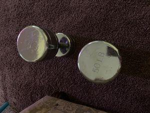 50 pound Dumbbells for Sale in Washington, DC