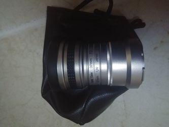 Canon A40 lenses + polarizer for Sale in Denver,  CO