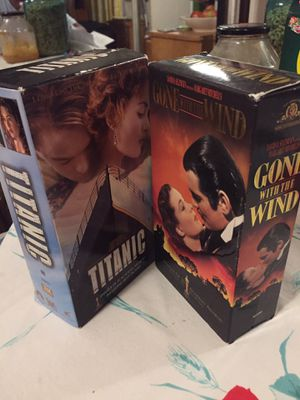 VHS movies for Sale in Simi Valley, CA