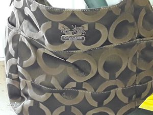 Coach Purse Brown for Sale in Peachtree Corners, GA