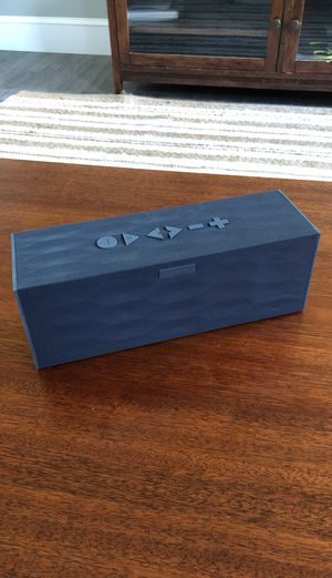 Big Jambox by Jawbone portable Bluetooth speaker for Sale in Lititz, PA