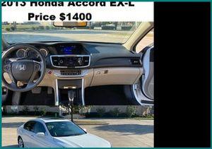 ֆ14OO_2013 Honda Accord EX-L for Sale in Seattle, WA
