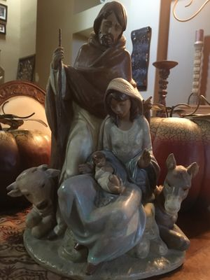 Llladro joyful event nativity scene for Sale in Scottsdale, AZ