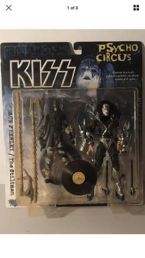 KISS psycho circus Ace Frehley action figure for Sale in Chicago, IL