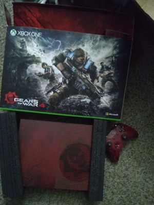 xbox one 2tb for Sale in Pasadena, CA