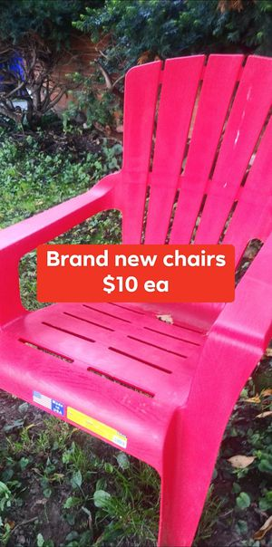 Outdoor chairs for Sale in Lexington, KY