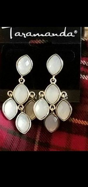 Moonstone earrings NEW for Sale in Round Rock, TX