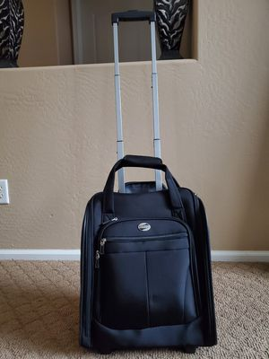 American Tourister Rolling Carry On Luggage Backpack for Sale in Phoenix, AZ
