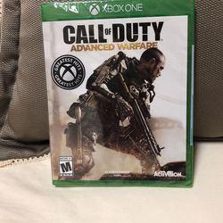 Xbox One Call Of Duty Advanced Warfare Game for Sale in Woodbridge,  VA