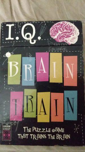 I.Q. Brain Train Game for Sale in Downey, CA