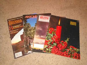 Vintage Arizona Highway Magazine's ~ Collector Magazine's for Sale in Laveen Village, AZ