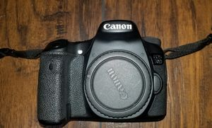 Canon 70D (body) for Sale in Buffalo, NY