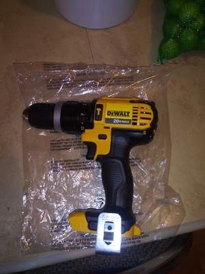 Dewalt 20v cordless drill. No battery, brand new for Sale in Progreso Lakes, TX