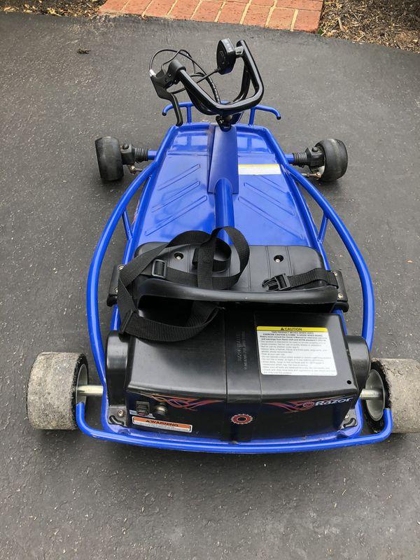 Razor Kart (Electric)