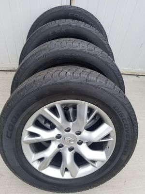 """20"""" Infiniti Q56 Wheels & Cooper Tires for Sale in Chicago, IL"""