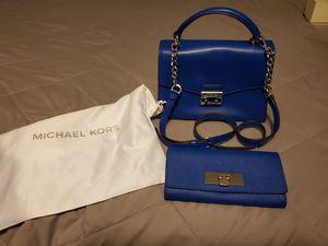 Michael Kors Handbag and Wallet Set for Sale in Stone Ridge, VA