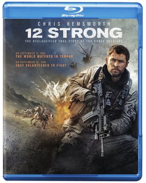 12 Strong - Digital Copy Code - MoviesAnywhere or VUDU HDX Movie for Sale in Jurupa Valley, CA