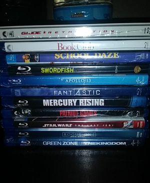 Blu rays for Sale in Anaheim, CA