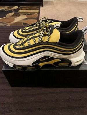 Nike air max 97 plus yellow tour for Sale in Indianapolis, IN