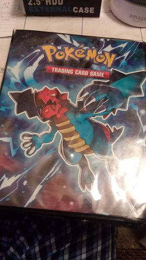 Pokemon Cards- small binders of cards- lot 2 of 2 for Sale in Waynesboro, TN