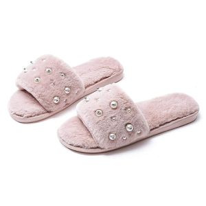 Ladies' Plush Slippers Pink Pearl 9-10 for Sale in Norfolk, VA