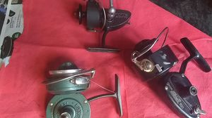 Vintage fishing reels for Sale in Stockton, CA