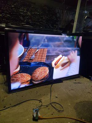 Samsung TV v good condition no remote 55 inches for Sale in Dearborn, MI