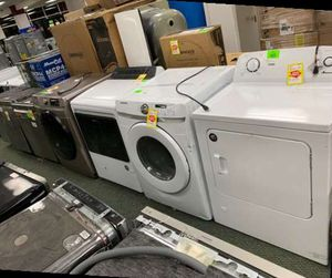 GAS DRYERS LIQUIDATION SALE SAMSUNG WHIRLPOOL AND AMANA W for Sale in Torrance, CA