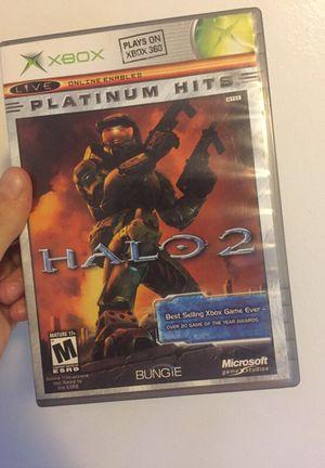 Halo 2 xbox xbox 360 games for Sale in Marina del Rey, CA