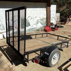6x8 Utility Trailer for Sale in Leona Valley, CA