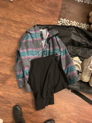 Ladies snowboard jacket and pants for Sale in Fort McDowell, AZ