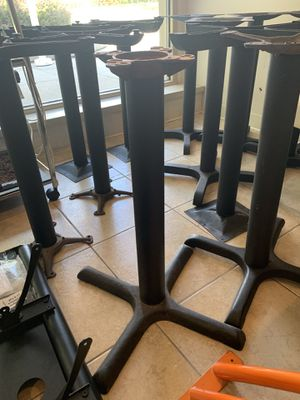 Restaurant Table legs for Sale in Columbia, MD