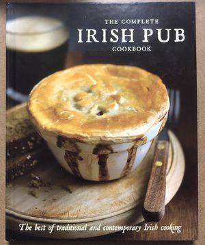 The Complete Irish Pub Cookbook for Sale in Lithia, FL