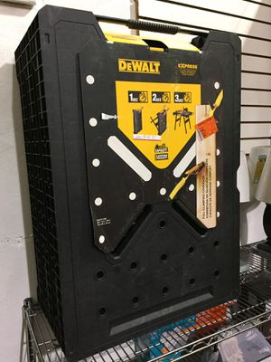 Dewalt table saw stand three of them for Sale in Severn, MD